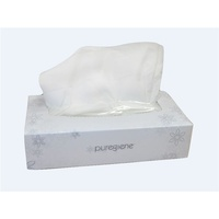 PUREGIENE® SUPERIOR QUALITY 2 PLY 100 SHEET FACIAL TISSUE