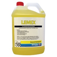 LEMEX Cleaner/Reodorant Neutral Detergent 5 Litre