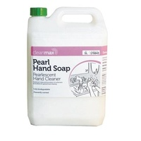 5L  CLEANMAX  White Pearl Liquid Hand Soap