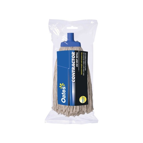 Oates 450g Contractor Mop Head